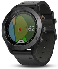 Garmin Approach S60 Black Premium Lifetime GPS Smartwatch