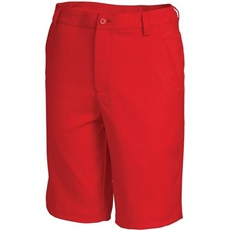Puma Golf Solid Tech Herren Shorts, rot