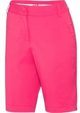 Puma Golf Solid Tech Damen Golfshorts, Himbeere