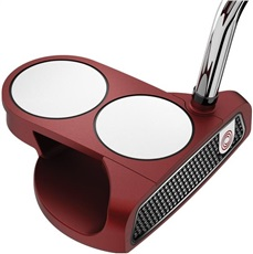 Odyssey O-Works Red 2-Ball SS Putter