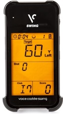 Swing Caddie SC100 Launch Monitor, schwarz