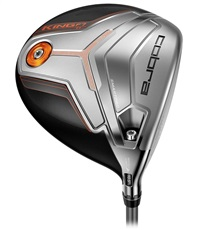 Cobra King F7 TI Black Herren driver