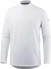 Under Armour CG Reactor Fitted Herren Thermo Shirt, weiss