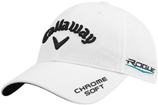 Callaway TA Performance Pro Herren Golf Cap, weiss