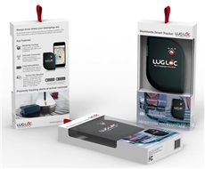LugLoc GPS Luggage Locator