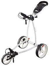 Big Max Blade IP Golf Trolley, weiss