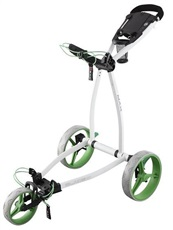 Big Max Blade IP Golf Trolley, weiss/lime