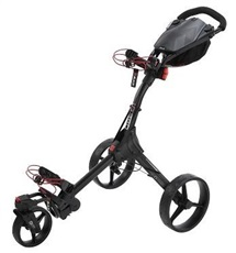 Big Max IQ 360 Golf Trolley, schwarz