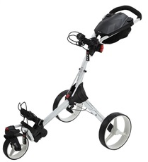 Big Max IQ 360 Golf Trolley, weiss