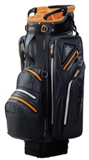 Big Max Aqua Tour 2 Cart Bag, grau/orange/schwarz