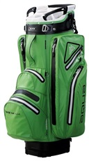 Big Max Aqua Tour 2 Cart Bag, grau/limette/schwarz