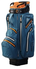 Big Max Aqua Tour 2 Cart Bag, blau/orange/schwarz