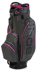 Big Max Aqua Sport 2 cart bag, grau/schwarz/rosa
