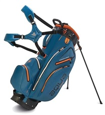 Big Max Aqua Hybrid Stand Bag, blau/schwarz/orange