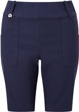 Callaway Chev Pull On II Damen Golf Shorts, blau