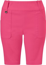 Callaway Chev Pull On II Damen Golf Shorts, rosa