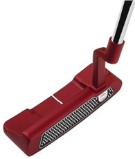 Odyssey O-Works Red #1 Tank Putter