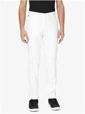 J.Lindeberg M Troon 2.0 Slim Micro Stretch Herren Hose, weiss
