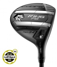 Cobra King F8 Gray Herren Fairwayholz