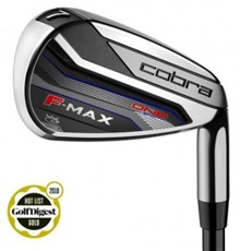 Cobra F-Max One Length Herren Eisen, Graphit