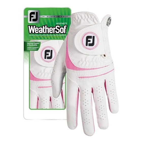 FootJoy WeatherSof Damen Golf Handschuh