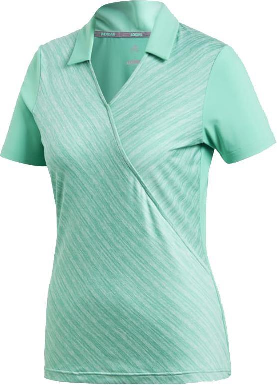 Adidas Core Novelty Damen Poloshirt, grün