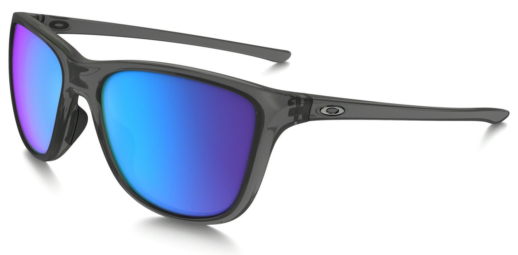 Oakley Reverie Grey Smoke Damen Sonnenbrille hNTZIw
