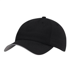 Adidas Performance Solid Herren Golf Cap, schwarz