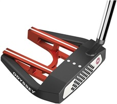 Odyssey EXO SEVEN S Putter, SuperStroke