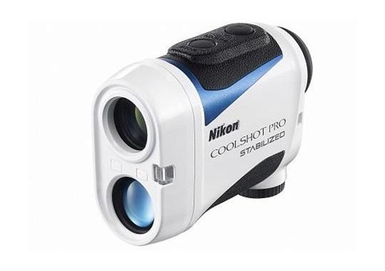 Nikon Entfernungsmesser Coolshot : Nikon coolshot pro stabilized laser distanzmesser golfbrothers