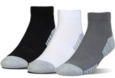 Under Armour HeatGear Tech Low Cut 3Pack Herren Golfsocken