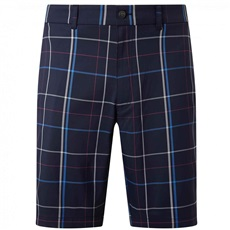 Callaway Large Scale Plaid Heren Golf Shorts