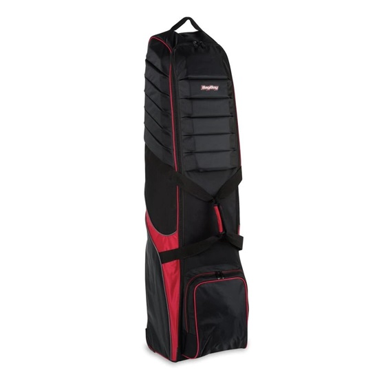 Bag Boy T-750 Travelcover, schwarz/rot
