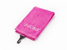 JuCad TriFold Golfhandtuch