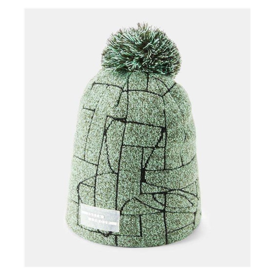 Under Armour Graphic Pom Beanie Damen Wintermütze