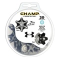 Champ Zarma Tour Under Armour Slim-Lok Golfschuhe Spitzen, Slim-Lok, 20St.