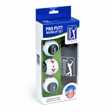 PGA Tour Pro Putting Warm Up Set