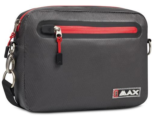 Big Max Aqua Value bag, grau/rot