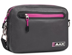 Big Max Aqua Value bag, grau/fuchsia