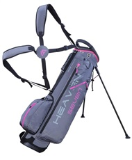 Big Max Heaven 7 Stand Bag, grau/fuchsia