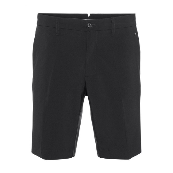 J.Lindeberg Eloy Tapered Micro Stretch Herren Shorts, schwarz